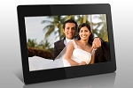 Aluratek Admpf114F 14 Digital Photo Frame W/512Mb Built-In Mem And Remote (1366 X 768)