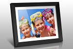Aluratek Admpf415F 15Inch Hi Res Digital Photo Frame W/2Gb Built-In Memory And Remote (1024 X 768)