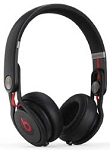 Beats By Dr Dre Mixrblk On Ear Headphone Black