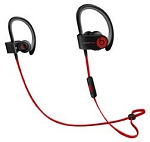 Beats By Dr. Dre Powerbeats2Blkw In Ear Sports Headphone Black