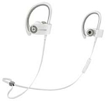 Beats By Dr Dre Powerbeats2Wht In Ear Bluetooth Headphone White