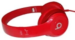 Beats By Dr Dre Solo2Red On Ear Headphone Red