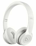 Beats By Dr Dre Solo2Wht On Ear Headphone White