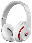 Beats By Dr Dre Studiowht Over Ear Headphone White