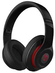 Beats By Dr Dre Studiowrlsblk Over Ear Bluetooth Headphone Black