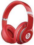Beats By Dr Dre Studiowrlsred Over Ear Bluetooth Headphone Red