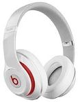Beats By Dr Dre Studiowrlswht Over Ear Bluetooth Headphone White
