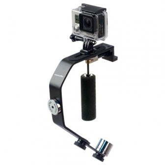 Mizco RF-Stb10 Re-Fuel Action Camera Stabilizer Kit GoPro Hero4 Hero3+ & Hero3 & Smartphones
