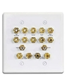 Russound HTP-7.2 HOME THEATER WALLPLATE 7101-537059