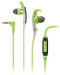 Sennheiser Cx686G In Ear Sports roid Headphone Green