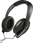 Sennheiser Hd202Ii Over Ear Headphone Black