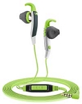 Sennheiser Mx686G In Ear Sports roid Headphone Green