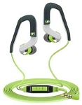 Sennheiser Ocx686G In Ear Sports roid Headphone Green