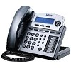 Xblue 1670-86 X16 Designer Series Backlit Display Speakerphone Titanium Metallic