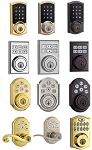 Kwikset 99100-013 Kwikset Contemporary Deadbolt In Polished Chrome