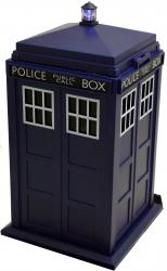 MiniGadgets Bb2Cookiejar Tardis Cookie Jar Hidden Camera