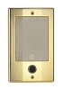 Nutone Ndb300Bb Door Speaker Bright Brass - NuTone Intercom Accessories - Parts