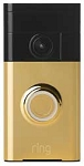 Ring 88Rg001Fc100 Video Doorbell Polished Brass