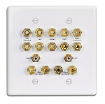 Russound Htp2 7.1 Home Theater Wallplate