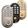 Yale Locks Yrd210Zw605 Push Button Z-Wave-Db Keyless Entry Deadbolt