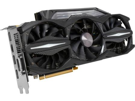 ZOTAC GeForce GTX 980 AMP! Extreme ZT-90203-10P G-SYNC Support 4GB 256-Bit DDR5 HDCP Ready Video Card