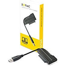 Zotac Ztadp-S3U3-1153E USB 3.0 To Sata Cable Adaptor