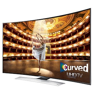 Samsung Un55Ju7500 Z-55 Inch Curved 3D Smart LED TV