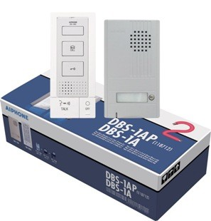 AiPhone Dbs-1A Db Series 1 Door 1 Master Kit