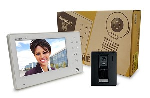 AiPhone Jos-1A Video Kit 7 Inch Screen