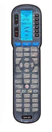 URC Mx-W920 Water Resistant Remote Control