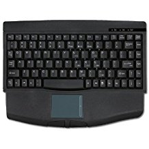 Adesso Ack-540Pb Minitouch Ps 2 Mini KyBrd Touchpad