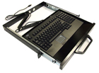 Adesso Ack-730Pb-Mrp Easytouch 730 Touchpad KyBrd Rackmount Ps 2