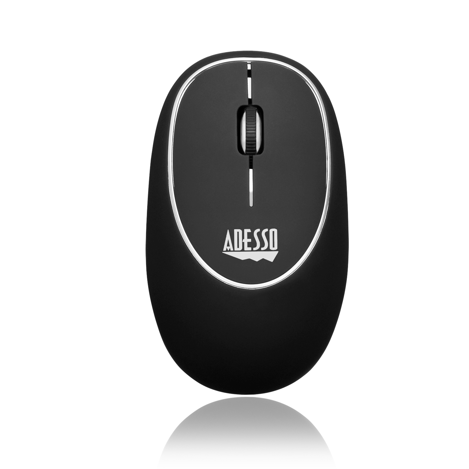 Adesso Imousee60B 2.4Ghz Rf Wireless Anti-Stress Gel Mouse Ergonomic