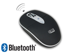 Adesso Imouses100 Imouse S100 Bluetooth Wireless Mini Optical Metal Scroll Mouse