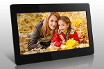 Aluratek Admpf118F 18.5in Digital Photo Frame W-4Gb Me