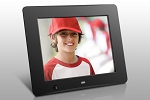 Aluratek Admsf108F 8 Motion Sensor Digital Photo Frame 4Gb