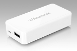 Aluratek Apb11F USB 4000mAh Portable Battery Pack Charger Smartphones