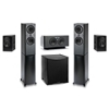 Atlantic 6200Ecblk Thx Ultra2 Center Ch Spkr Satin Blk