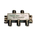 Channel Vision Hs4 4-Way 1Ghz Splitter/Coupler Dc Passing