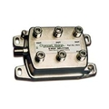 Channel Vision Hs6 6-Way 1Ghz Splitter/Coupler Dc Passing