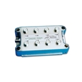 Channel Vision Hs8 8-Way 1Ghz Splitter/Coupler Dc Passing