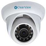 Clearview Hd1Td20 1.3 MP Outdoor IR Dome Camera