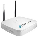 Clearview Wifinvr4 4 CH 1 Tb Wireless NVR