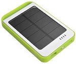 Cobra Cpp100Sp Portable Solar Battery Bank Green