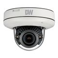 Digital Watchdog 5MP Indoor/Outdoor Dome IP Camera Varifocal P-Iris Lens
