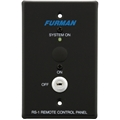 Furman Rs-1 Remote Sys Control Panel Key Switch
