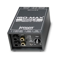Jensen Media-2 2Ch Stereo Multi-Purpose Direct Box