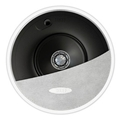KEF CI1002QR Flush Mounted Round Speaker 5In 88Db 3