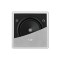 KEF CI1302CS Ci Series Square In Wall In Ceiling Speaker
