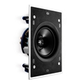 KEF CI160QL Ultra Thin Bezel In Wall Rectangle Speaker 6.5In Driver